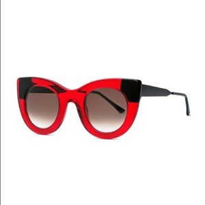 be2e585a40 THIERRY LASRY Accessories - Thierry Lasry Cheeky Red Sunglasses - New!